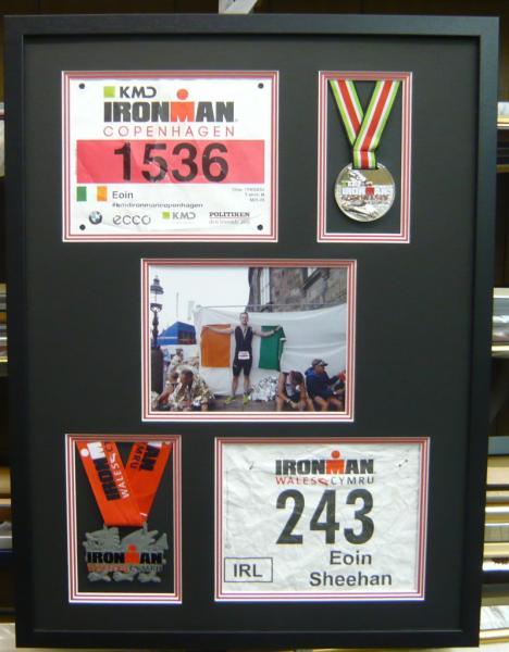 Framed Ironman