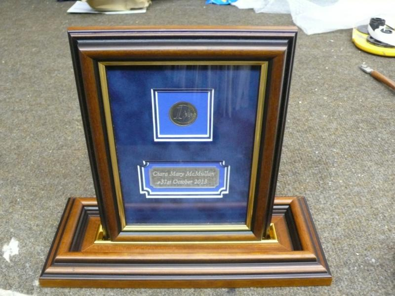 Framed Coin