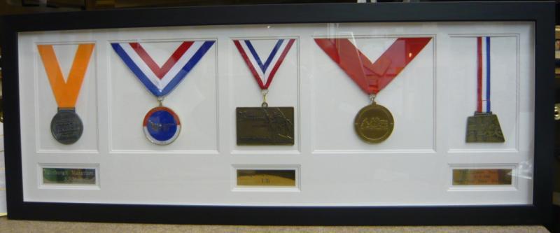 Six Medlas In a frame