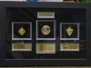 Medal in Black Frame