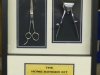 Framed Barber Scissors