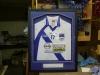 Framed GAA Jersey
